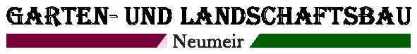 GARTEN- UND LANDSCHAFTSBAU NEUMEIR